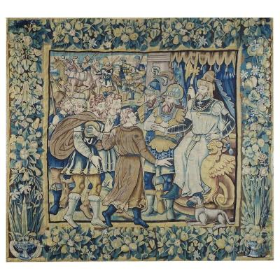 Oudenaarde Tapestry Around 1580 The History Of Joseph