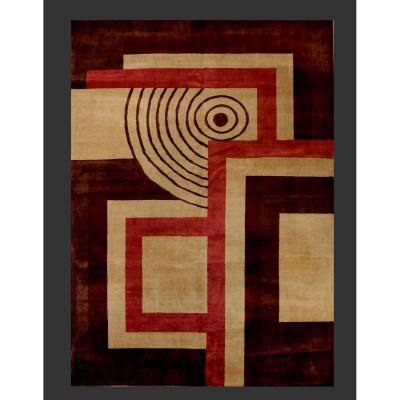 Art Deco Style Carpet