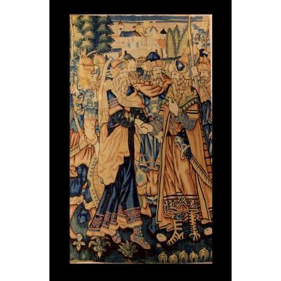 Tapisserie Audenarde XVI Siècle