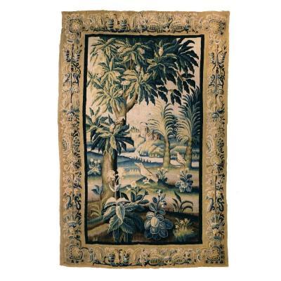 Tapestry Greenery Flanders XVIII Century