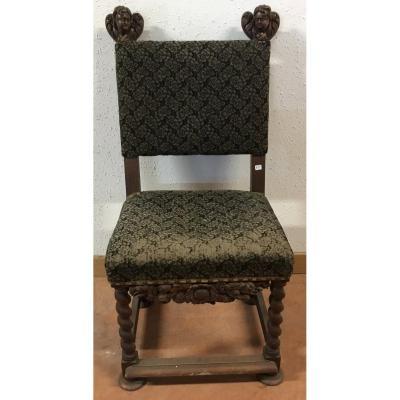 Chaise Style Renaissance