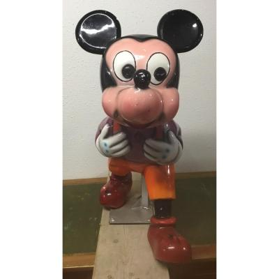 Mickey In Polyester