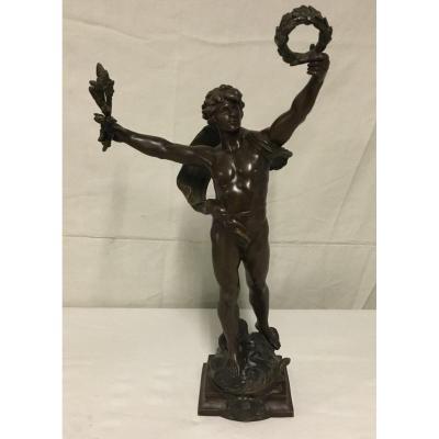 Moreau Sculpture