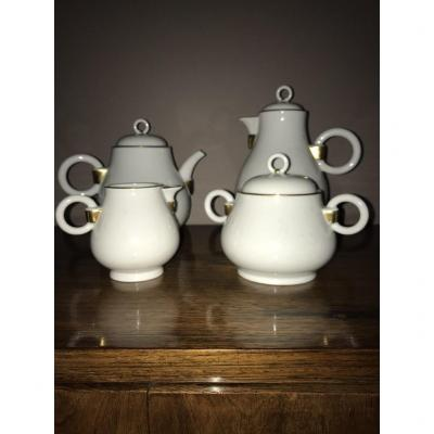 Tea Or Coffee Service