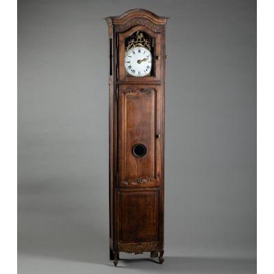 Horloge De Parquet XVIIIe