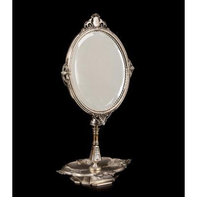 Miroir De Table Orientable