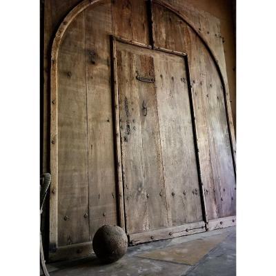 Porte Cochère XVIIth Century