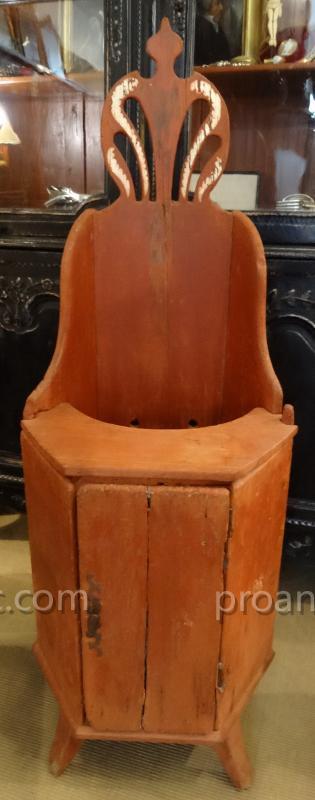 Chaise d'Enfant Flamande