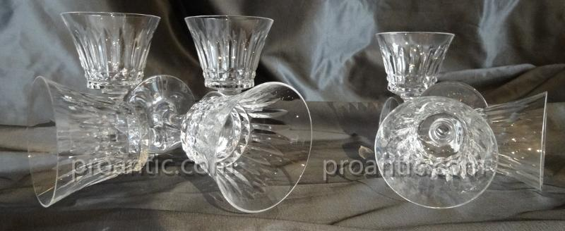 Seven Piccadilly Bacarrat Model Glasses