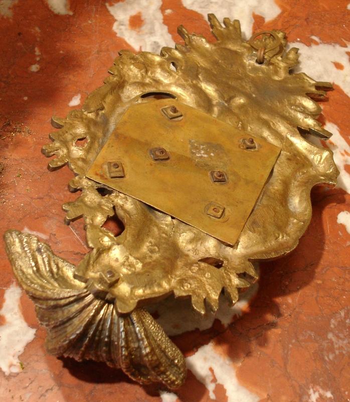 Stoup Louis XV Style Bronze XIX Century-photo-2