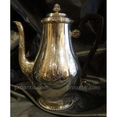 Pitcher Louis XVI Style Punch Minerva