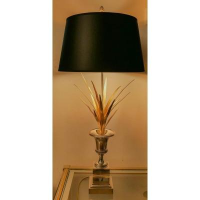 Lampe Roseaux Dans Le Goût De Charles
