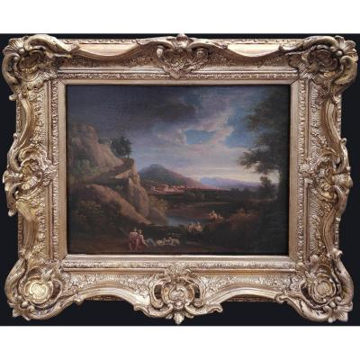 Jan Frans Van Bloemen (1662-1749) - Entourage Of, Circa 1700