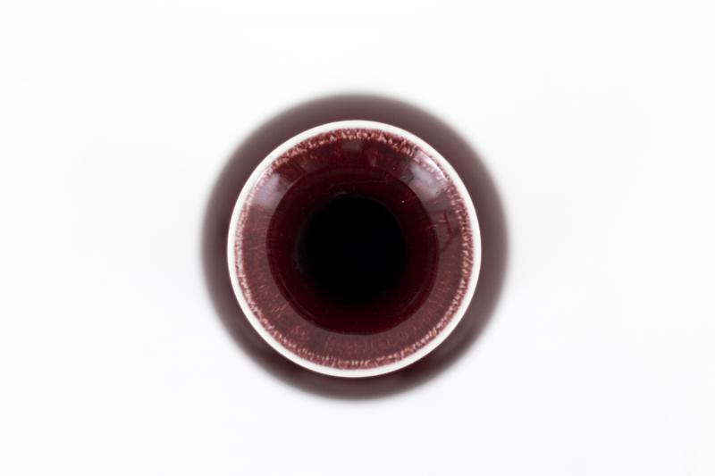 Paire De Vases En Porcelaine Rouge Sang-de-bœuf, Années 1950 - LS3822131-photo-3
