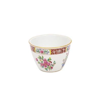 Planter In Samson Porcelain, Circa 1880 - Op240201