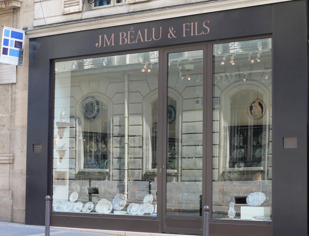 JM BEALU & FILS