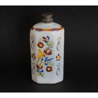 Swiss. Bottle In Opaline.
