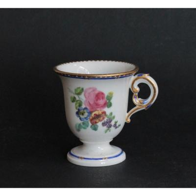 Sevres. Ice Cup.
