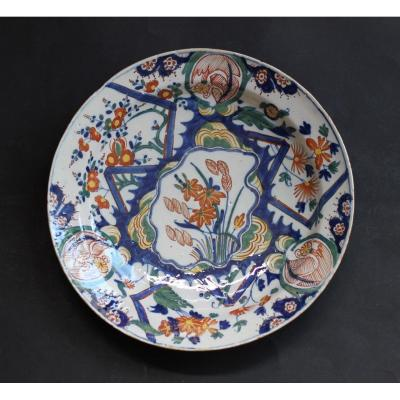 "Delft. Earthenware Dish Called ""thunder"""