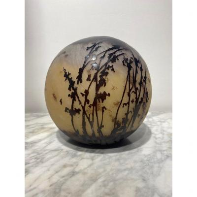 Ball Vase Early 20th Century