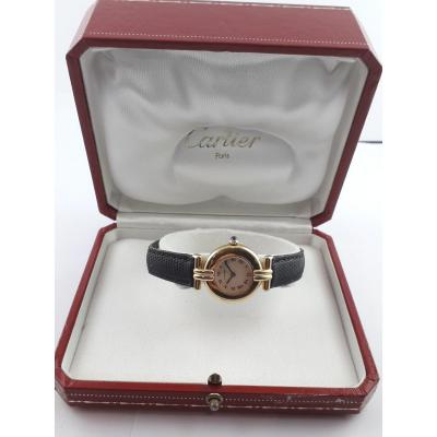 Cartier Colisee Yellow Gold Bracelet Watch