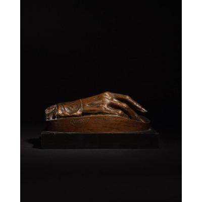 The Hand Of Theodore GÉricault - Bronze - Only Two Bronze Worldwide Known