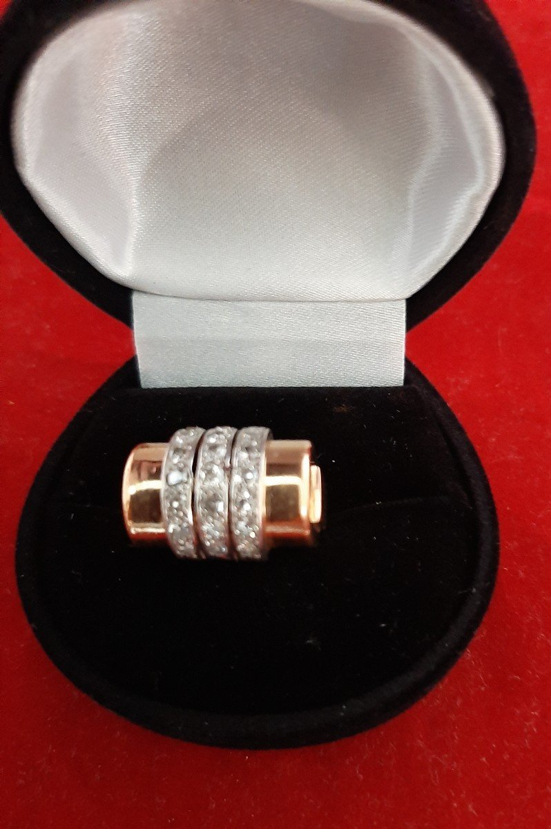 Gold And Diamond Ring-photo-4