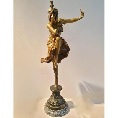 Hindu Dancer      Jr Colinet