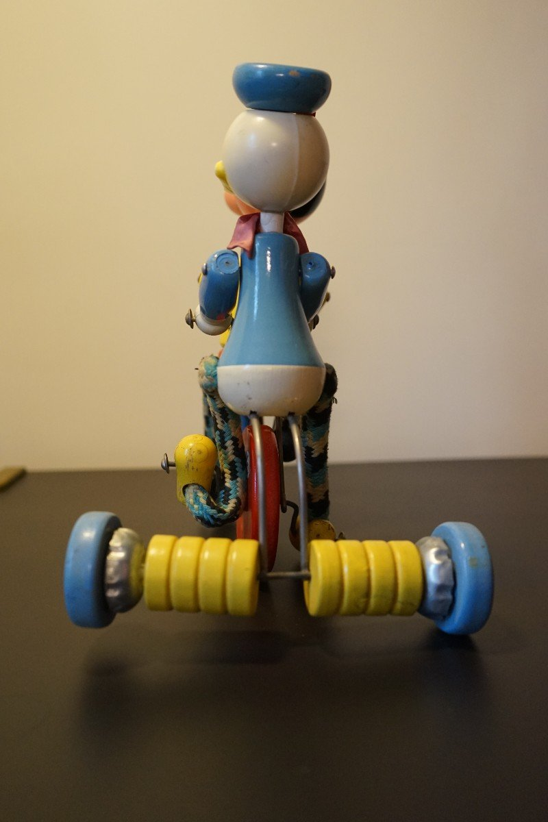 Donald Et Mickey En Tricycle-photo-4