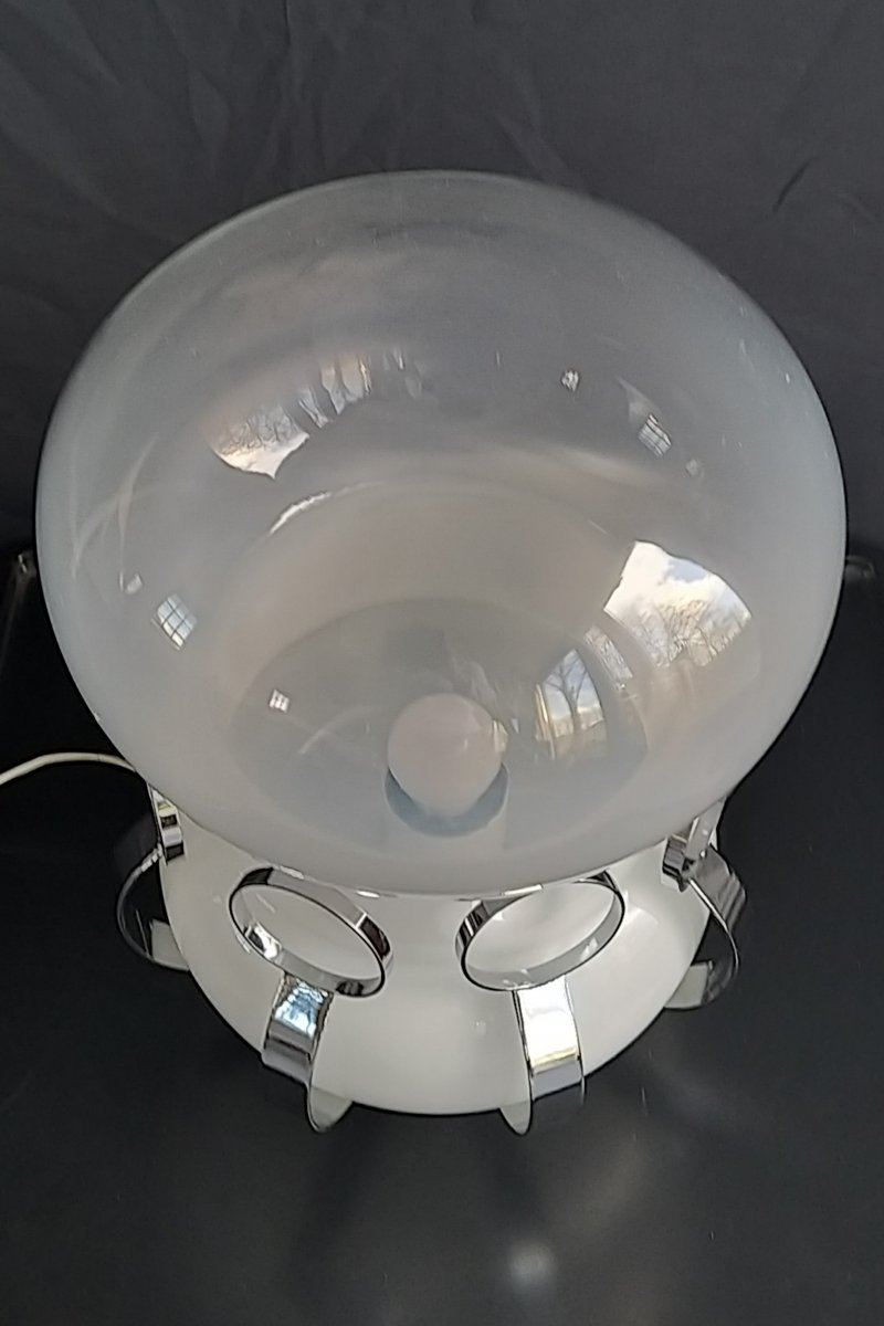 Space Age Lamp Italy 1970s-photo-2
