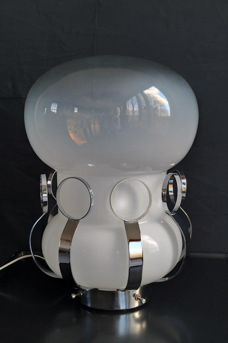 Lampe Space Age  Italie Années 70