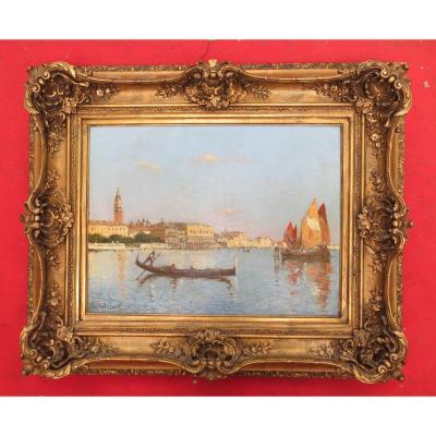 Venise La Lagune Par Duprat