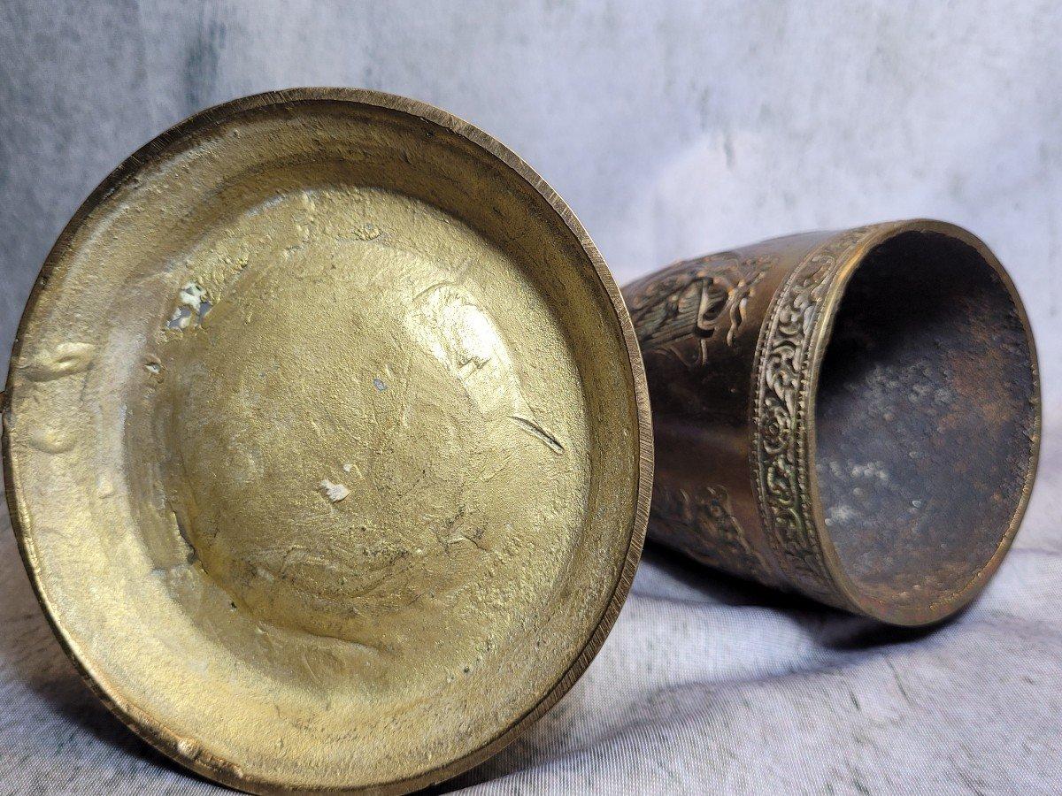 Gong Bronze Indochine, Fin Du XIXÈme-photo-1