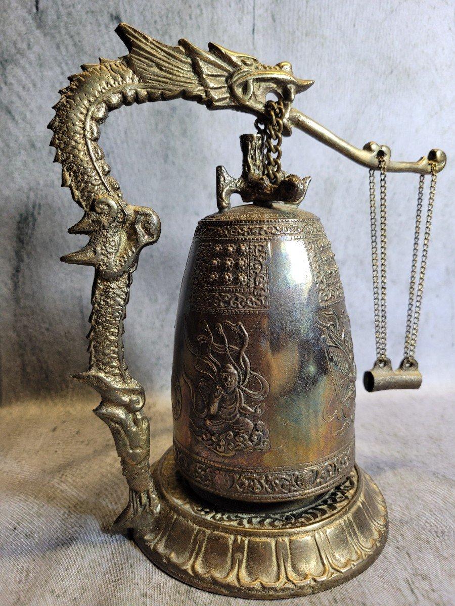 Gong Bronze Indochine, Fin Du XIXÈme-photo-6