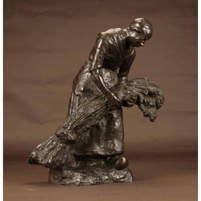 Provenance Royale Palace: Soestdijk, Soest, Pays-bas Une Belle Sculpture En Bronze d'Une