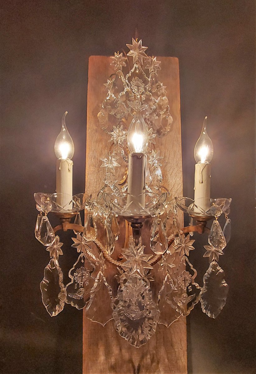 Set Of Beautiful French Appliques