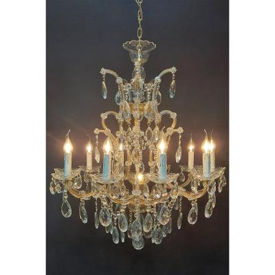 Maria-theresia Chandelier With 11 Light Points