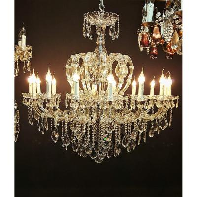 Maria -theresia Chandelier 16 Light Points, Chrome