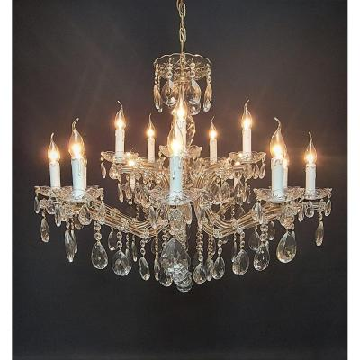 Maria-theresia Chandelier With 15 Points Of Light