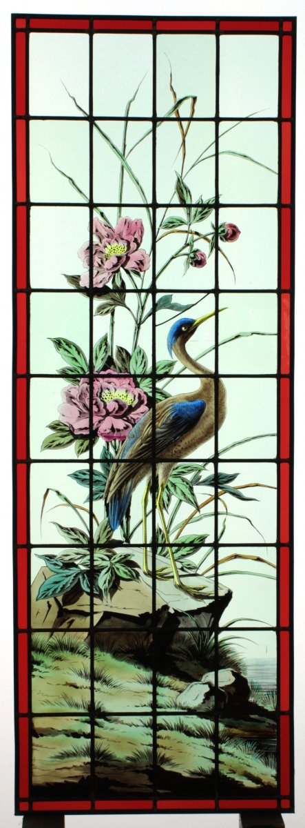 Stained Glass - Wader
