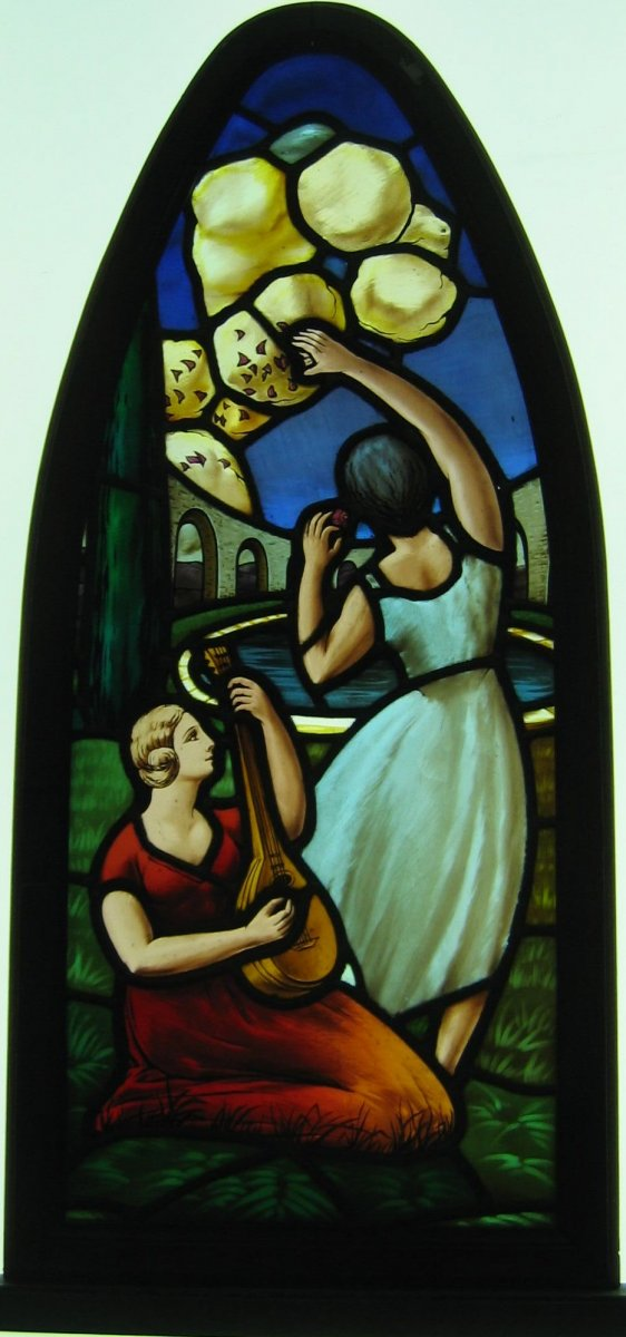 Stained Glass - Music And Dance