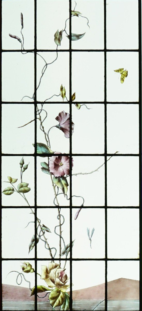 Stained Glass  - Vegetation-photo-2
