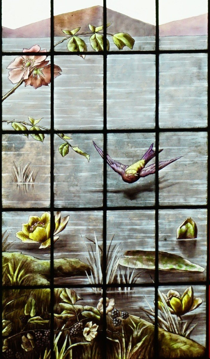 Stained Glass  - Vegetation-photo-3