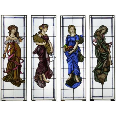 Stained Glass - Stained Glass - The Four Seasons