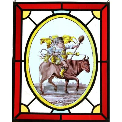 Stained Glass - Stained Glass - Le Rotisseur
