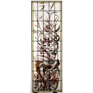 Stained Glass - Stained Glass - Decor Aux Lys Roses
