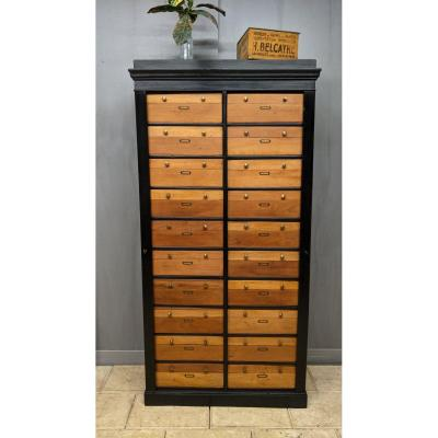 Filing Cabinet Office 20 Drawers Wardrobe Cartonnier Profession Commode Workshop