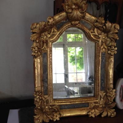 Small Mirror D Epoque XVIII