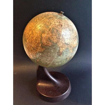 Bakelite World Map