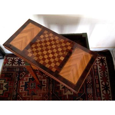 Table A Games Early XIX Century